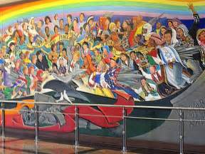 denver airport murals 2 flickr photo sharing