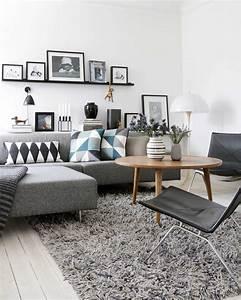 Style Deco Salon : deco salon style scandinave inspirations inspirations et ~ Zukunftsfamilie.com Idées de Décoration