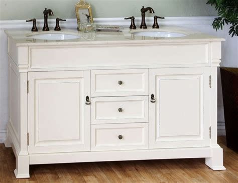 60 inch double sink vanity top 60 inch double sink bathroom vanity in creamwhite