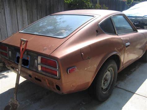 Ca 1976 Datsun 280z