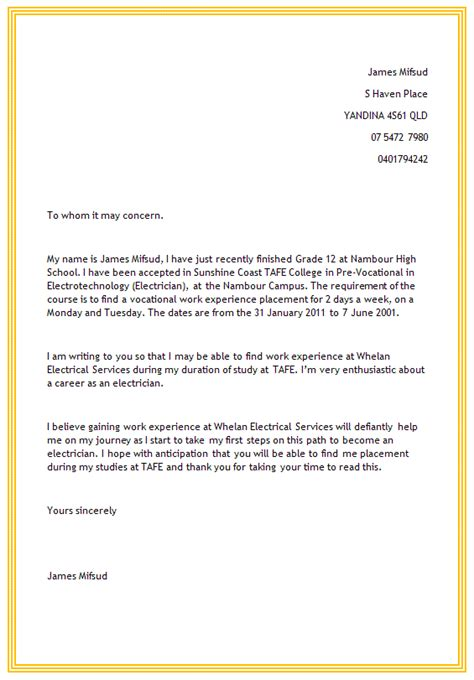 How To Write A Simple Cover Letter For A Resume by How To Write Cover Letter Resume Badak Application