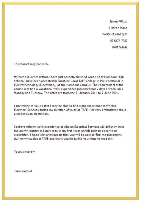 write cover letter resume badak application