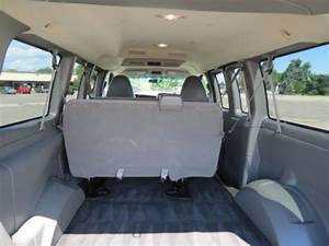 Sell Used 2010 Chevrolet Express 1500 Awd Passenger Van V8 1 Owner W   Service Records In