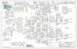 Qsc Gx3 Sh Ts Sch Service Manual Download  Schematics