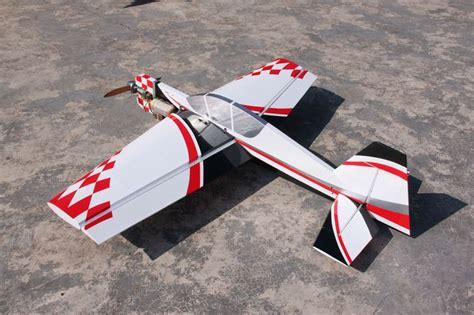 yak  profile cc  aerobatic rc airplane arf
