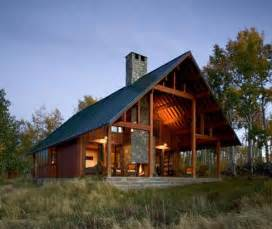 Beautiful Modified A Frame House by Colorado Residence A Frame D Cabin Modern Cabins