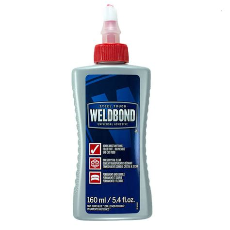 Best Glass Tile Nippers by Weldbond Glue Mosaic Adhesive 160ml 5 4 Oz
