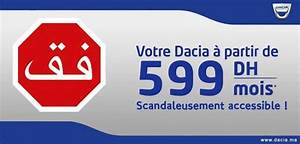 Dacia Sandero Stepway Prix Maroc : promotion dacia partir de 599 dhs voitures maroc ~ Gottalentnigeria.com Avis de Voitures