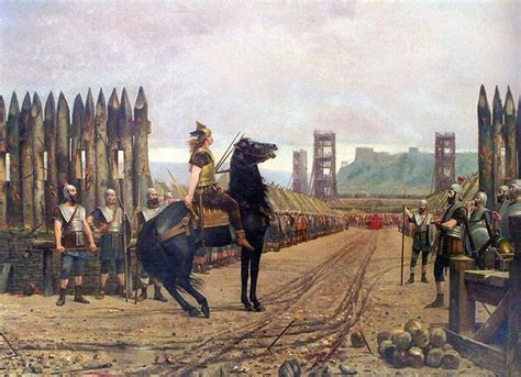 siege d alesia 17 best images about battle siege of alesia on