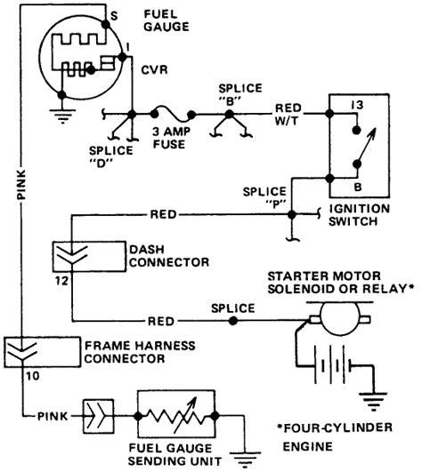 The Wire Fuel Sending Unit That