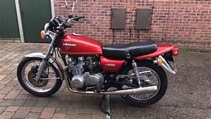 Kawasaki 650 1977 Z Model