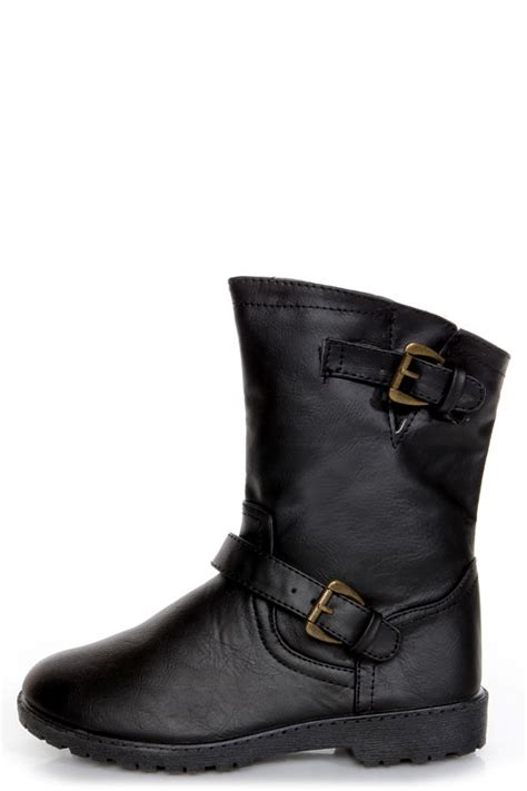 motorcycle ankle boots sale zsa zsa black belted motorcycle ankle boots 39 00