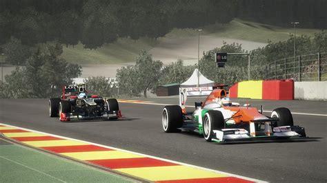 Скачать игру F1 2012 на компьютер бесплатно (7 ГБ