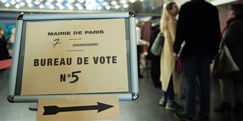 les bureaux de vote second tour de la présidentielle sécurité renforcée dans