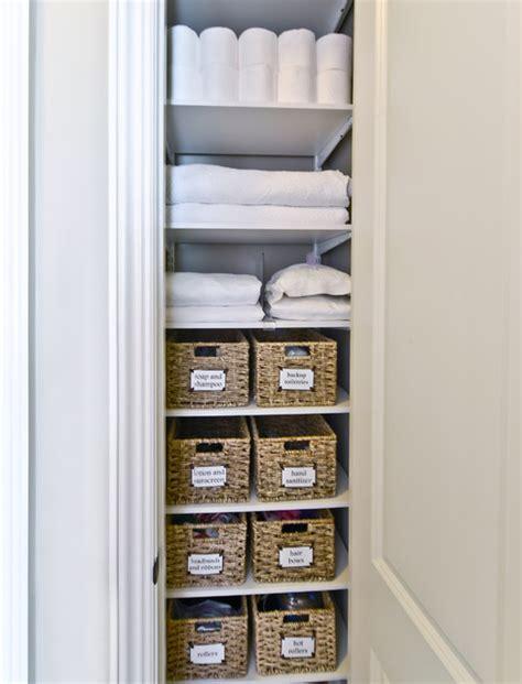 bathroom closet shelving ideas linen closet storage organized living freedomrail