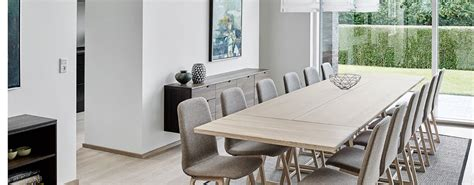 Extra Long Dining Tables  Extra Large Modern Tables in