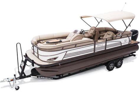 Bass Pro Regency Boats by Regency 254 Le3 Pontoon Boats New In Ft Worth Tx Us