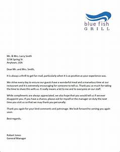 complaint response letter letter of recommendation With customer response letter templates