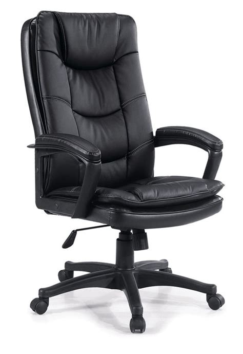 comfortable leahther office chair