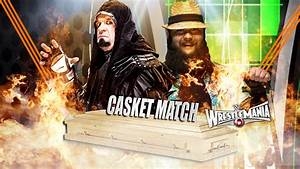 Undertaker vs Bray Wyatt CASKET MATCH by WWEMatchCard on ...