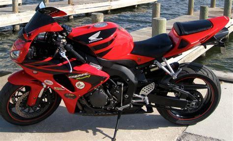 2007 Honda Cbr 1000 Rr Red Black Motorcycle Clean Fast Fun