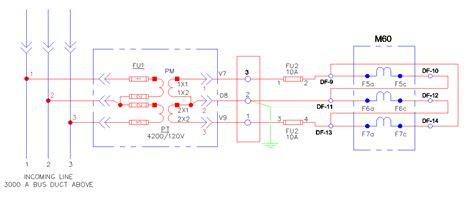Wye Vt Wiring Diagram by Open Delta Wiring Diagram Metering Wiring Diagram