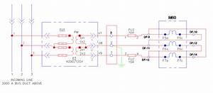 What M60 Phasor Diagram Should Look Like For Open Delta