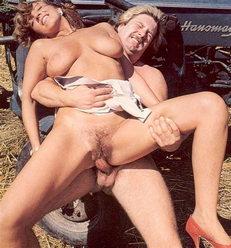 Retro Porn Xxx Seventies Farmer Picks Up A Xxx Dessert