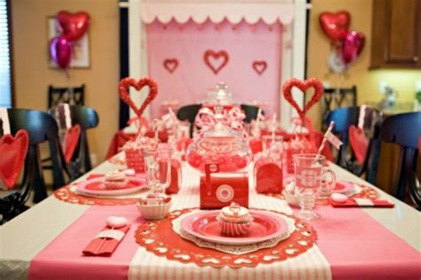 sweetest kids valentines day party ideas kidsomania