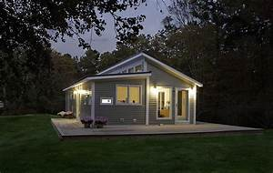 Get Attractive Design of Small Prefab Homes with ...