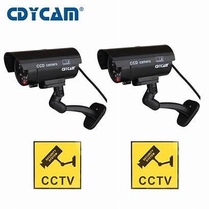 Fake Camera Security Surveillance Outdoor Cctv Dummy