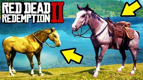 horses names rdr2 horse dead redemption legendary unlock lakota cool every