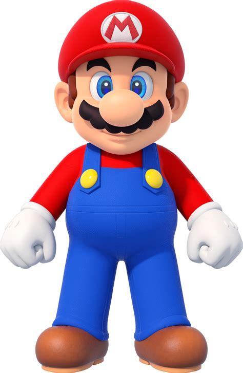Mario Character Giant Bomb