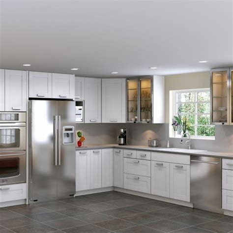 Wonderful Kitchen  Floor To Ceiling Kitchen Cabinets With