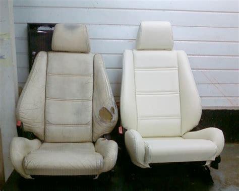 restauration siege voiture la sellerie hyèroise sellerie automobile dans le var