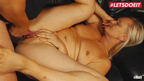 Homemade German Gilf Banging Sex Tape By Xxx Omas