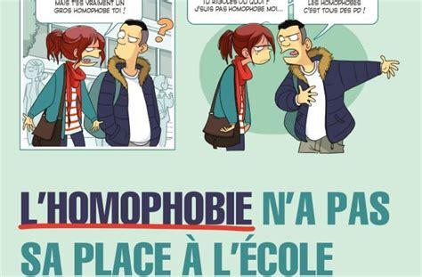 quiz cuisine la cagne du gouvernement contre l 39 homophobie à l 39 école