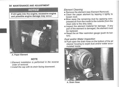 brake repair kawasaki mule brake repair  adjustment