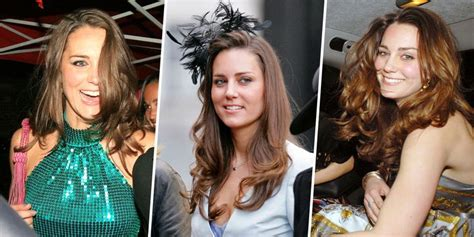 kate middletons beauty evolution