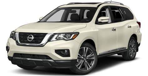 2019 Nissan Pathfinder Latest News, Release Date