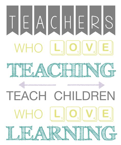 Inspirational Teaching Quotes Quotesgram