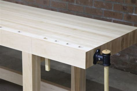 lie nielsen benches  locally australian wood review