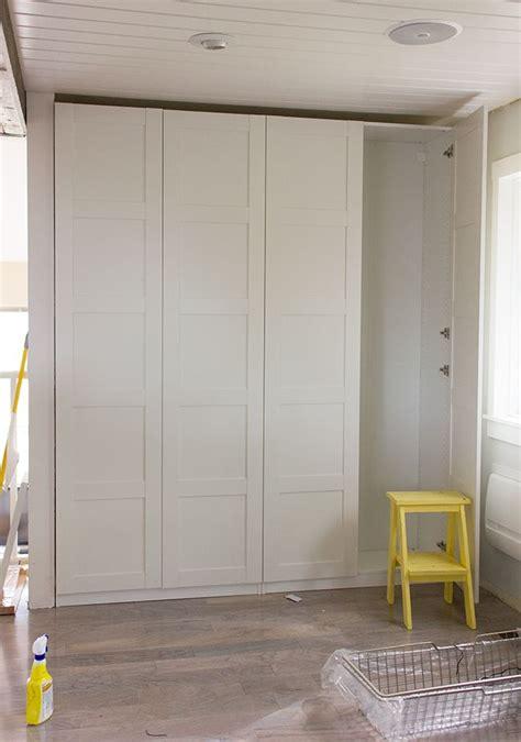 Ikea Pantry Closet by Kitchen Chronicles An Ikea Pax Pantry Part 1 Storage