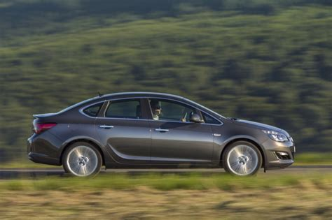 Opel Astra 2013 by 2013 Opel Astra Sedan Gm Authority