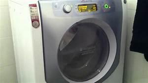 Hotpoint Ariston Waschmaschine : hotpoint ariston aqaltis aqm8d 49 u youtube ~ Frokenaadalensverden.com Haus und Dekorationen