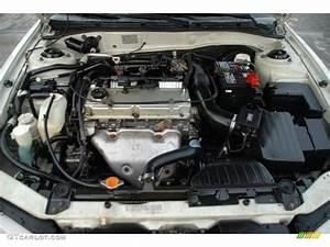 2001 Mitsubishi Galant Es 2 4 Liter Sohc 16