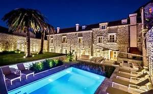 Dubrovnik Stone Castle - Luxury Dubrovnik villa with pool