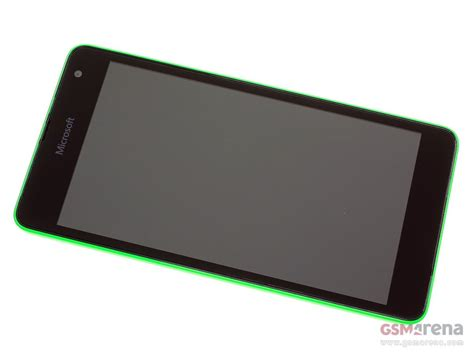 microsoft lumia  dual sim pictures official