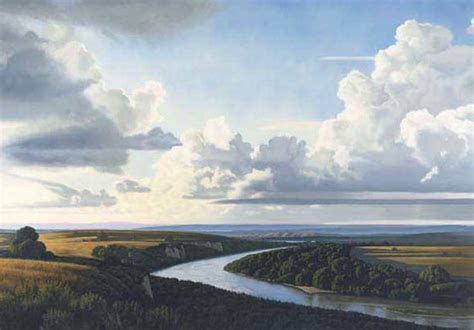 imagenes arte pinturas paisajes  nubes