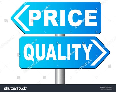Price Quality Balance Best Product Value Stock